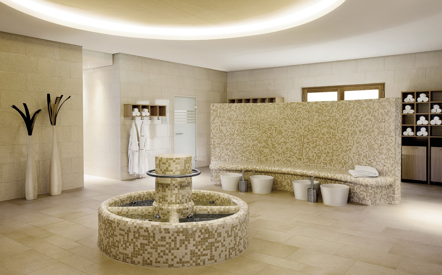 Five KLAFS thermal facilities every wellness area needs