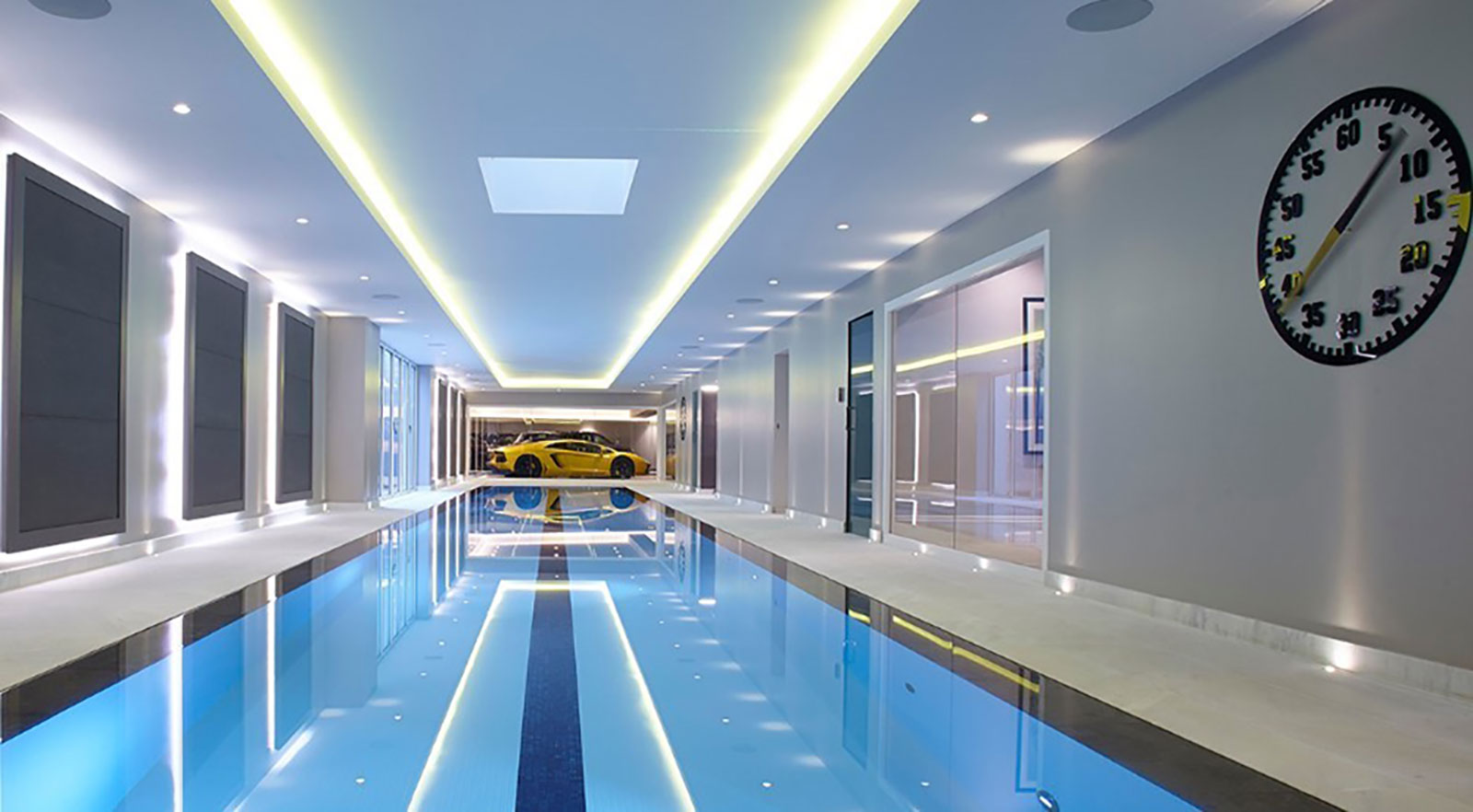 Luxury Swimming Pool Designs You Won't Believe