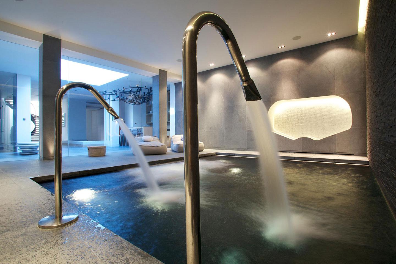 Basement Spa Pool in London