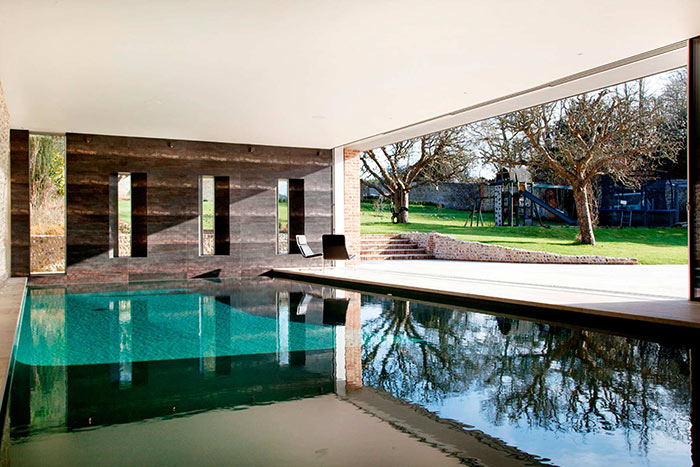 Bespoke Indoor Swimming Pool in East Sussex