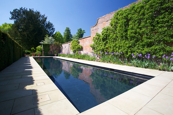 Luxury Outdoor Swimming Pool in Oxford