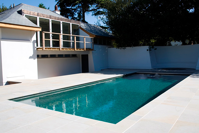 Be inspired by our portfolio guncast pools wellness - Outdoor swimming pools north west ...