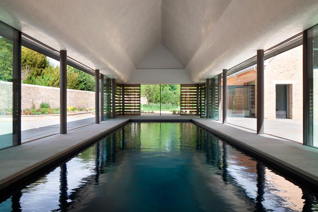 Precision Design for Indoor Swimming Pool Oxford