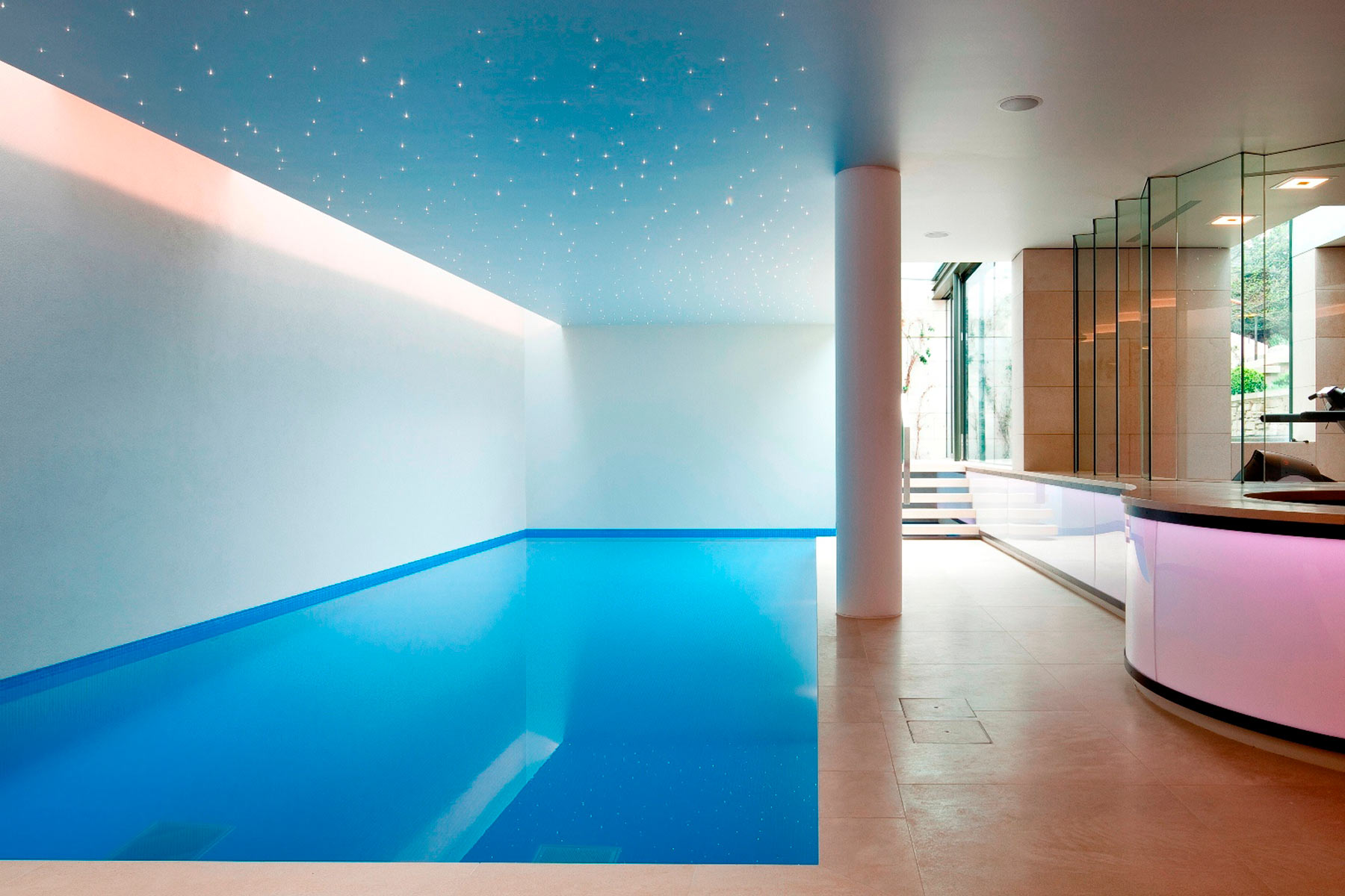 Indoor Swimming Pool and Spa in South London