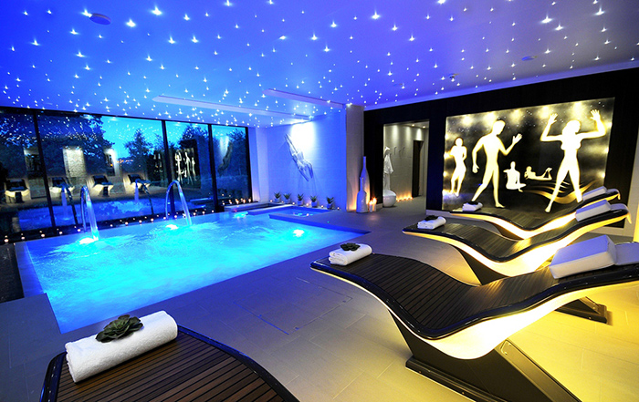 Boutique Hotel Vitality Pool in Lancashire