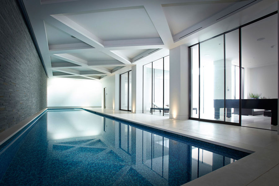 Swimming pools, spa pools & more - Guncast Pools & Wellness