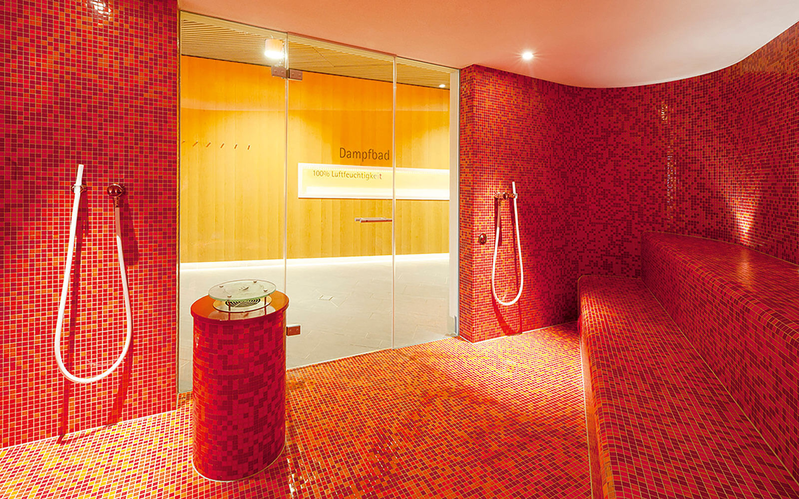 Luxurious KLAFS Thermal Spa at Emser Therme