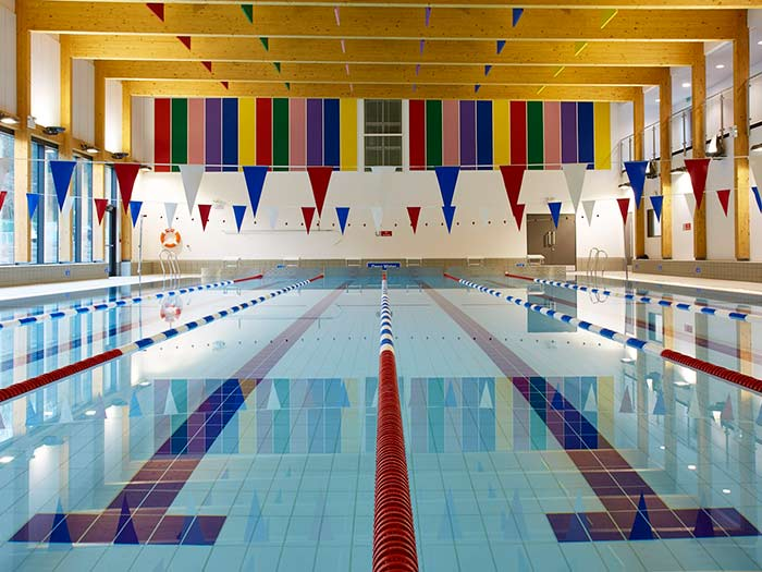Striking Pool Design for West Sussex School