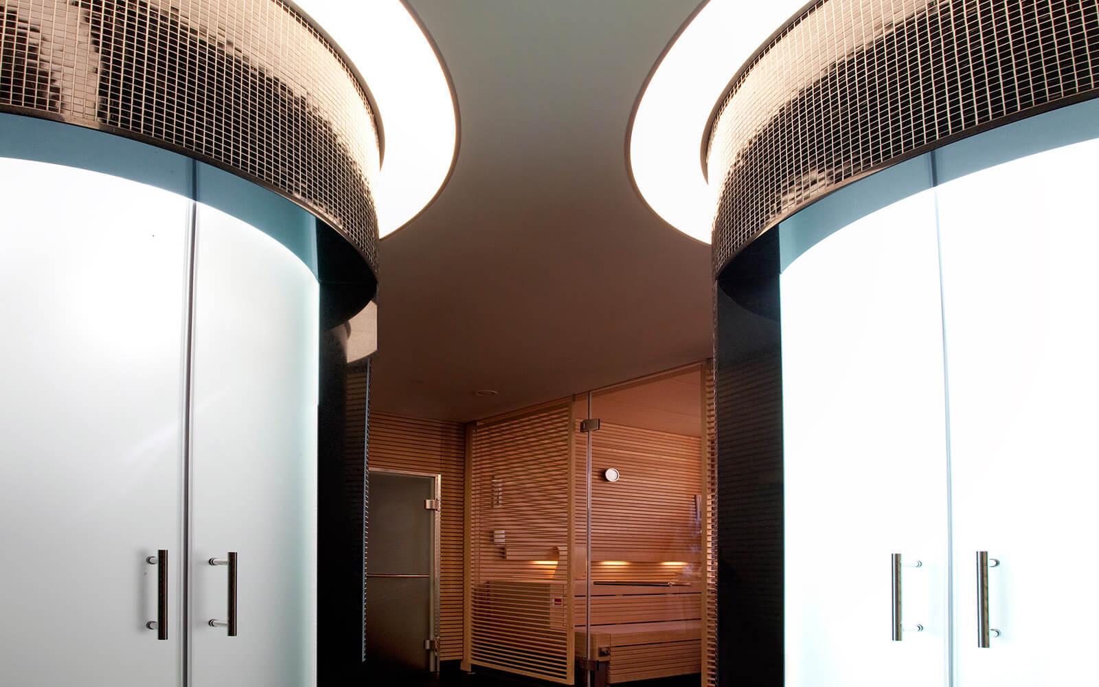 Premium KLAFS Sauna and Wellness Area in Germany