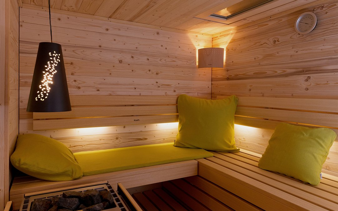 Bring the Spa Experience to You With a KLAFS Home Sauna