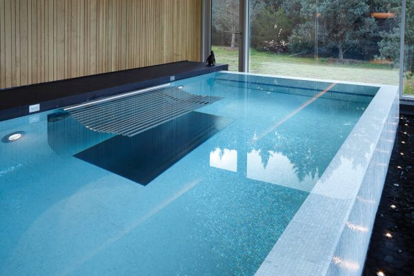 Hydrotherapy Meets Stunning Design