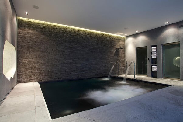 How to make the most out of your basement with a luxury swimming pool