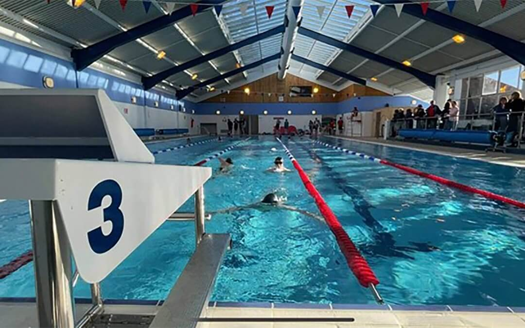 Falkland Islands Swimming Pool Now Open