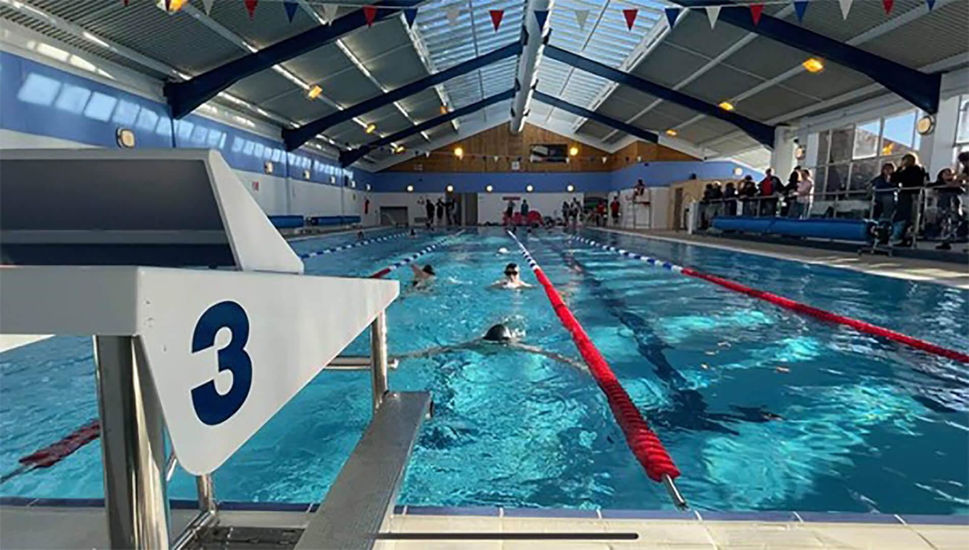 Falkland Islands Swimming Pool