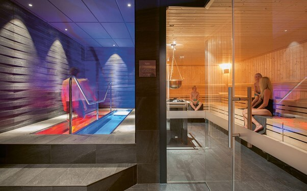 Hotels investing in wellness with KLAFS