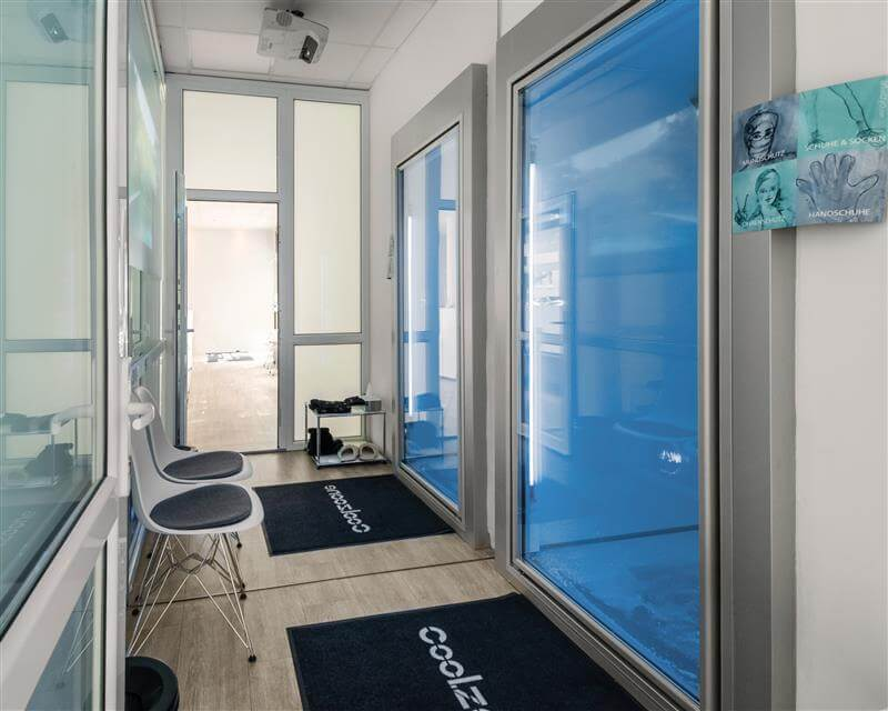 Cryotherapy Experience