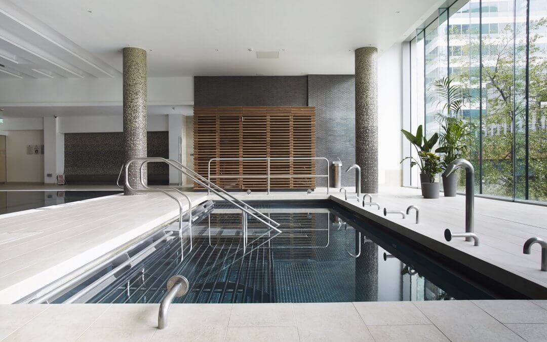 Exclusive luxury property receives Guncast swimming pool and spa refurbishment