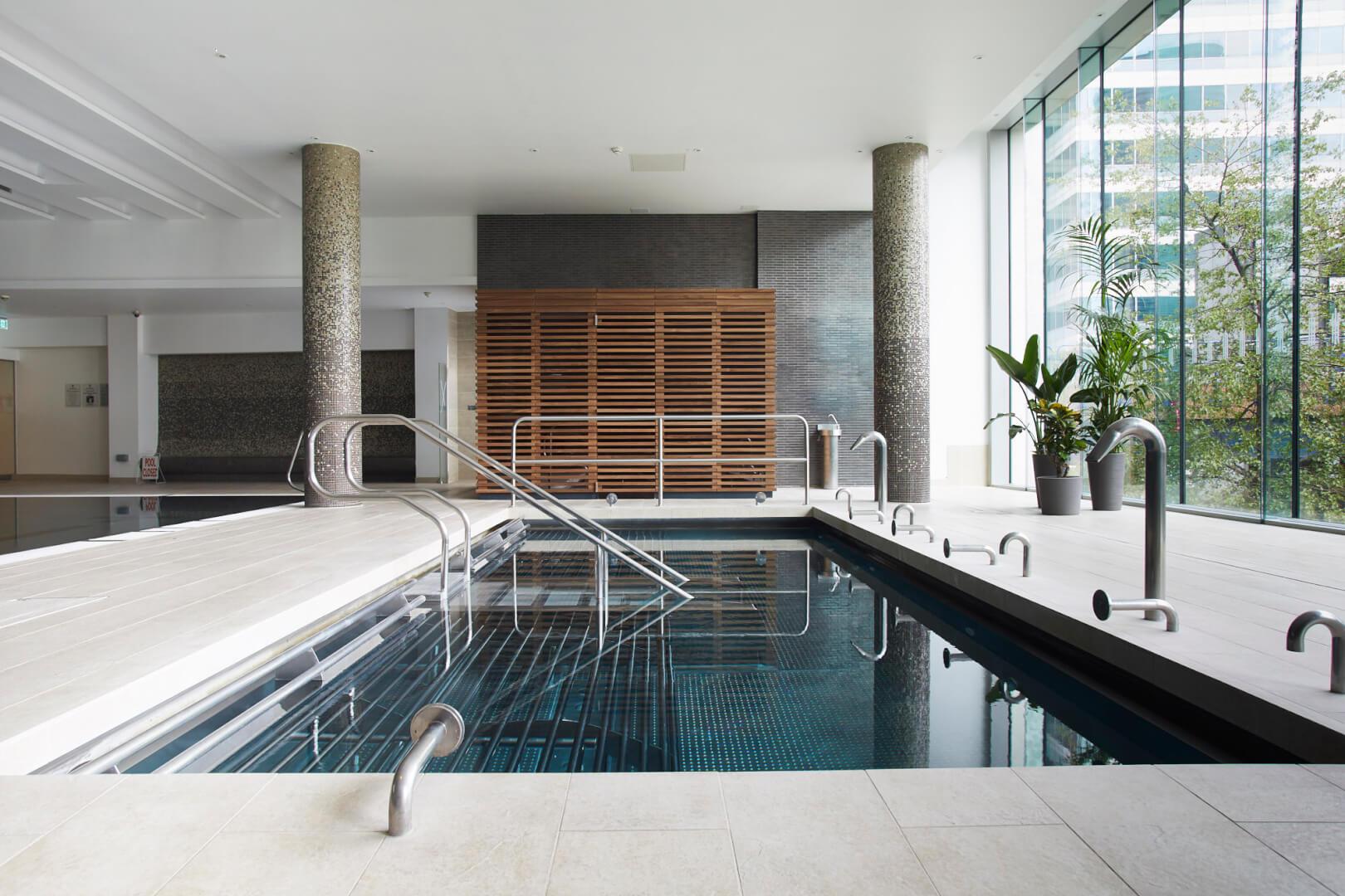 spa refurbishment